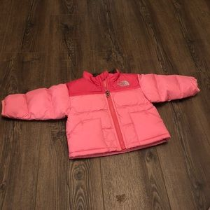 North Face Baby Coat
